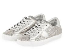Sneaker PARIS - SILBER/ GRAU