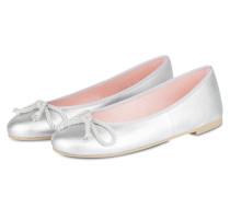 Ballerinas ROSARIO - SILBER