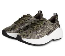 Sneaker YUKO - OLIV/ SCHWARZ/ WEISS