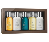 THE BODY & HAIR TRAVEL COLLECTION 7 € / 100 ml