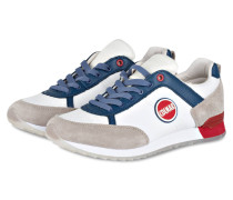 Sneaker TRAVIS - weiss/ blau/ rot