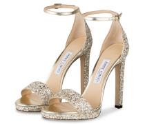 Sandalette INFINITY - GOLD