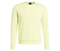 Sweatshirt SALBO Slim-Fit - neongrün