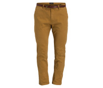 Chino STUART Slim-Fit - camel