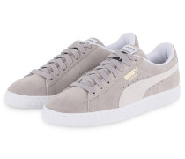 Sneaker SUEDE CLASSIC - hellgrau