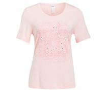 T-Shirt ANNIKA mit Schmucksteinbesatz