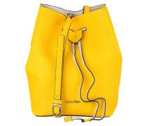 Beuteltasche - gelb