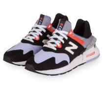 Sneaker WS997 - HELLLILA/ SCHWARZ