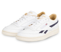 Sneaker CLUB C REVENGE - WEISS/ BLAU/ GOLD