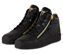 Hightop-Sneaker BIREL - SCHWARZ/ GOLD