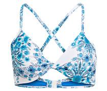 Bralette-Bikini-Top SUNFLOWER