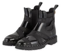 Chelsea-Boots FRANKIE - SCHWARZ