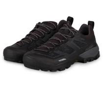 Trekking-Schuhe DUCAN LOW GTX - SCHWARZ