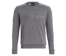 Sweatshirt SALBO Slim-Fit - grau