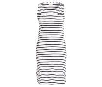 Kleid DALMORE - weiss/ bavy gestreift