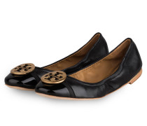 Ballerinas MINNIE - SCHWARZ/ GOLD