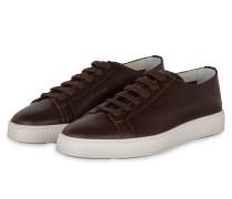 Sneaker CLEAN ICON - DUNKELBRAUN