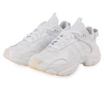 Plateau-Sneaker MAGMUR RUNNER - WEISS