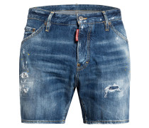 Destroyed Jeans-Shorts BULLY DAN COMMANDO