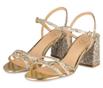 Sandaletten SPARKLE - GOLD