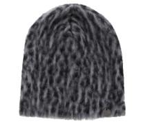 Mütze mit Mohair-Anteil