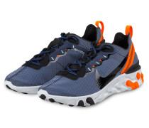 Sneaker REACT 55 - BLAU/ ORANGE