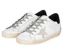 Sneaker SUPERSTAR - WEISS/SCHWARZ/CREME