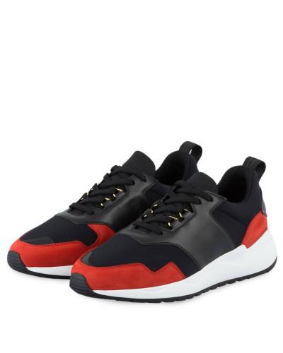 Sneaker VENTURA - SCHWARZ/ ROT