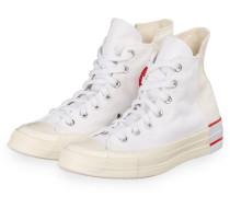 Hightop-Sneaker CHUCK 70 - WEISS