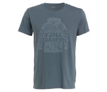 T-Shirt GREENLAND FOREVER - grau