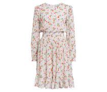 Kleid VLANNEN mit Rüschenbesatz