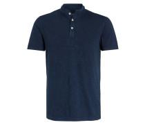 Jersey-Poloshirt Shaped Fit