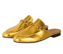 Slipper PRINCETOWN - GOLD