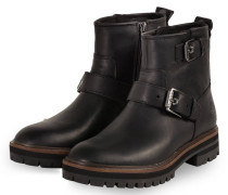Biker Boots LONDON SQUARE - SCHWARZ