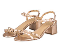 Sandalen RUSH TER - ROSE METALLIC