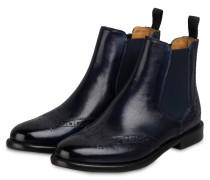 Chelsea-Boots SELINA 6 - DUNKELBLAU