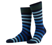3er-Pack Socken - blau/ grau/ navy