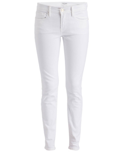 Jeans LE COLOR - weiss