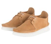 Sneaker SEVEN - CAMEL/ WEISS