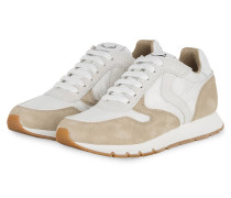 Sneaker JULIA - WEISS/ BEIGE