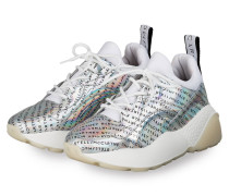 Sneaker ECLYPSE - WEISS/ SILBER