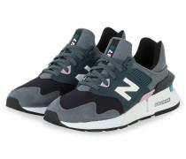 Sneaker WS997JND - PETROL/ GRAU