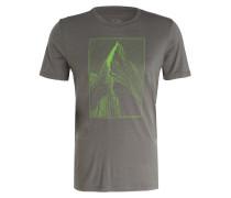 T-Shirt TECH LITE CREWE mit Merinowolle-Anteil