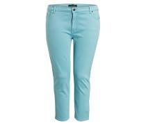 7/8-Jeans - hellblau