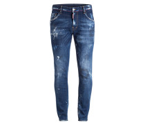 Destroyed-Jeans SKATER DAYDREAM Slim-Fit
