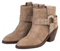 Boots CROSTA - TAUPE