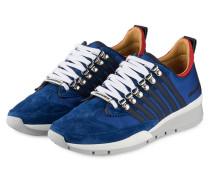 Sneaker 251 - BLAU/ DUNKELBLAU/ WEISS