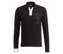 Piqué-Poloshirt aus der MASERATI POLO TOUR