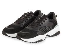 Sneaker D24 - SCHWARZ/ WEISS