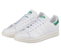 info for d3b14 3a9f5 Sneaker STAN SMITH - WEISS GRÜN. adidas